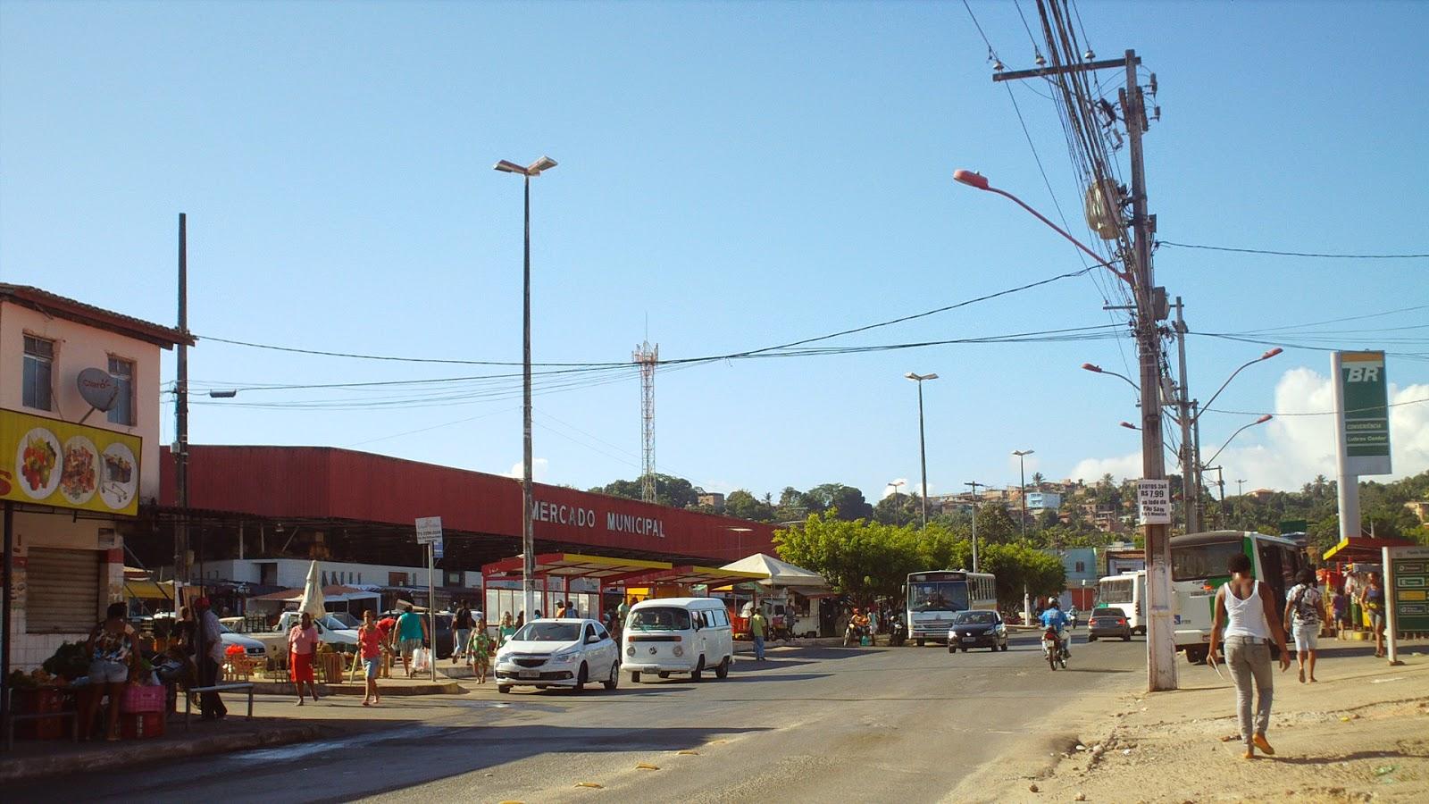 Resultado de imagem para mercado municipal de simoes filho
