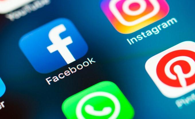 Facebook tem instabilidade em vários países