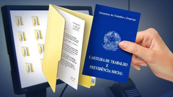 Governo lança carteira de trabalho digital e outros serviços online