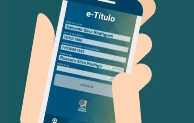 TSE lança aplicativo para substituir título de eleitor em papel