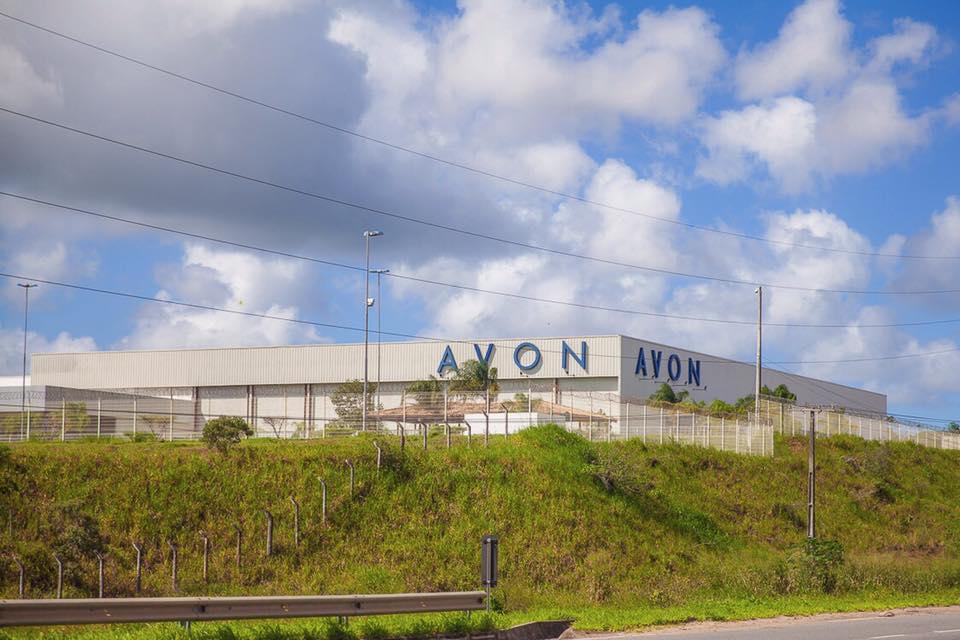 Centro de Distribuição da Avon Simões Filho