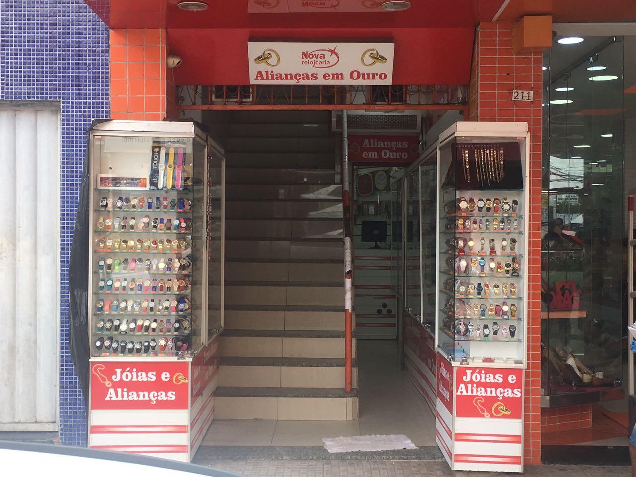b36607061605 Vídeo mostra momento em que loja é assaltada pela 4ª vez no Centro ...