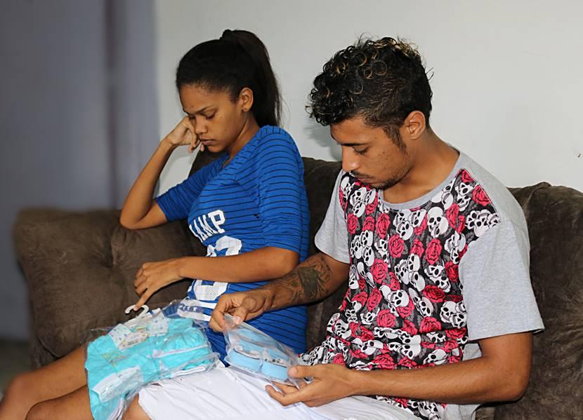 Hospital libera corpo errado e família enterra bebê em Simões Filho vfgnhj