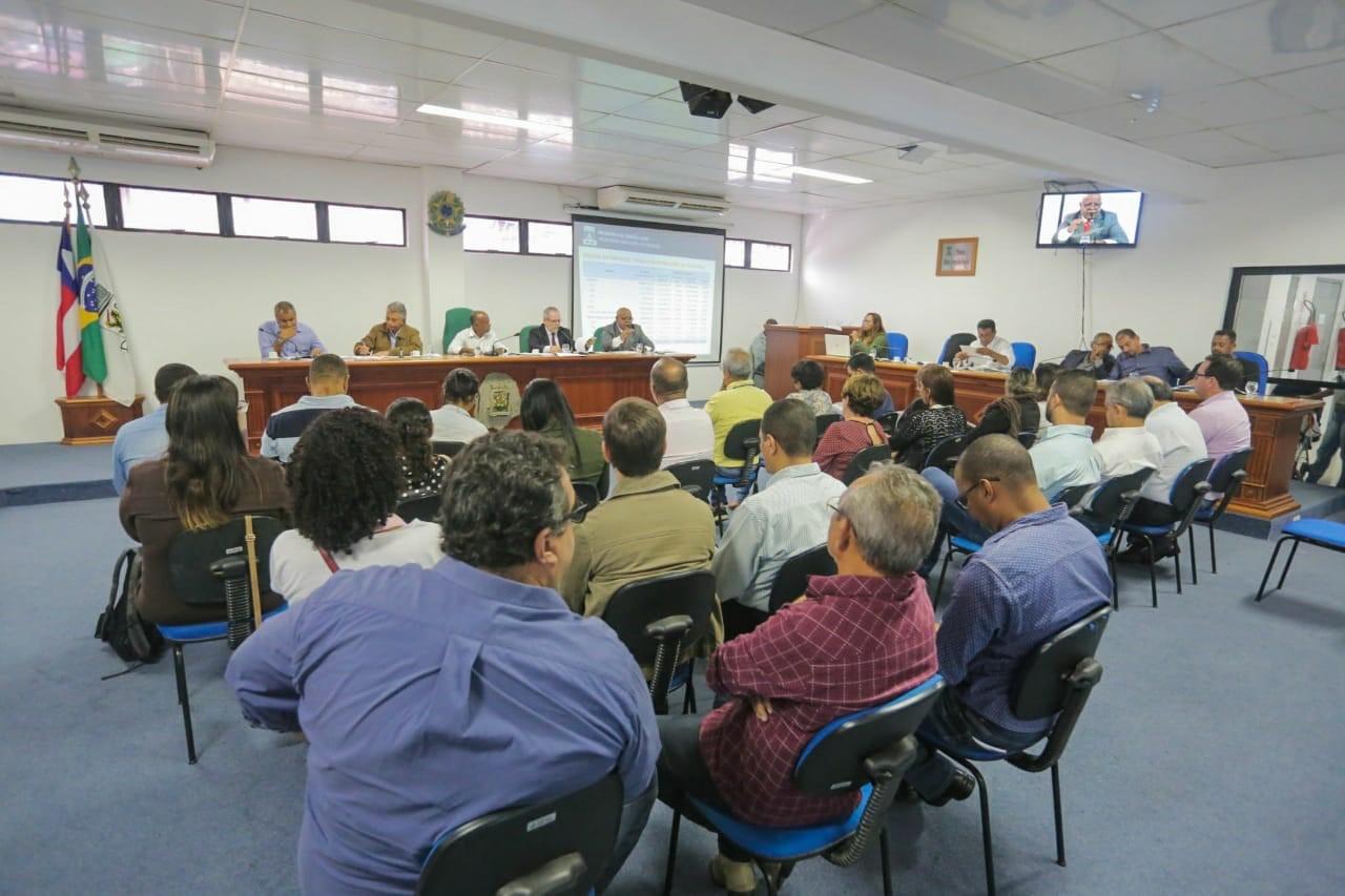 Prefeitura de Simões Filho apresenta balanço do 1º Quadrimestre