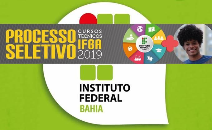 IFBA abre 5.185 vagas em cursos técnicos gratuitos para Simões Filho, Camaçari, Salvador e outras cidades
