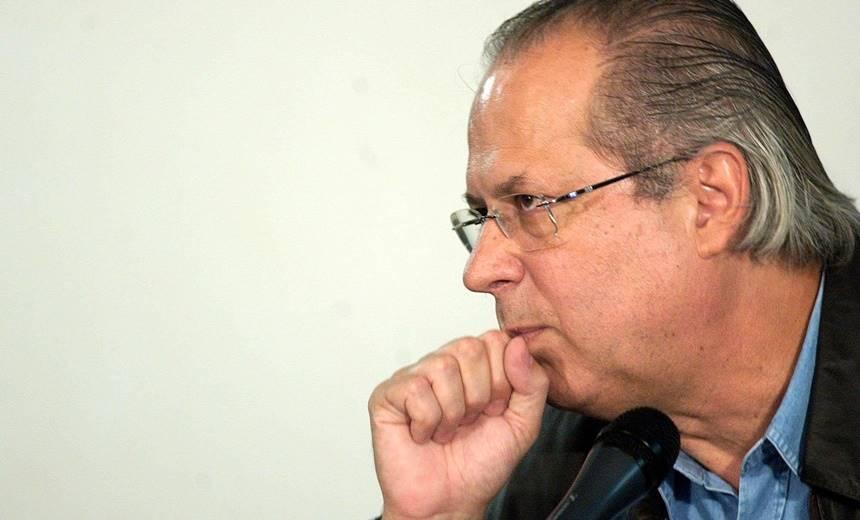 José Dirceu deixa Complexo da Papuda após decisão da Justiça