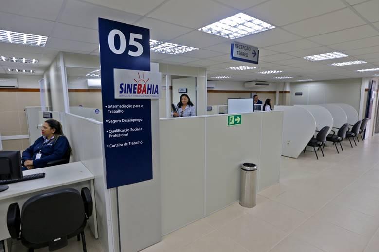 Inauguração do Novo Posto SAC, no município de Simões Filho