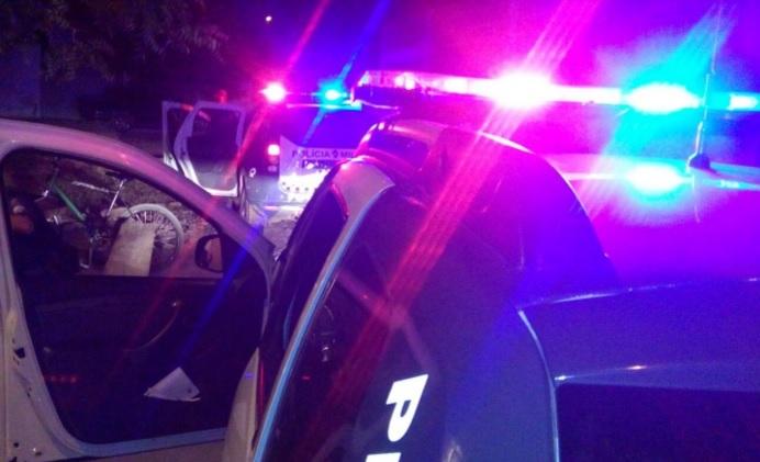 policia sequestro e esfaqueado