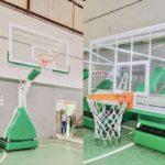 Prefeitura de Simões Filho adquire tabela de basquetebol