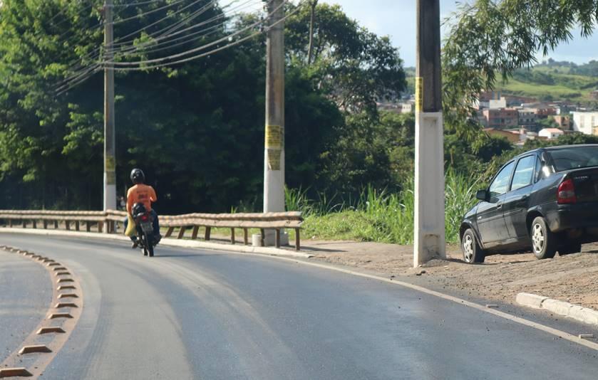 Forma de instalar guard rail pode evitar acidentes simoes filho vv