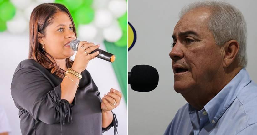 Resultado de imagem para deputado eduardo alencar x Katia oliveira