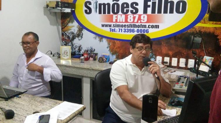 Rádio Simões Filho FM