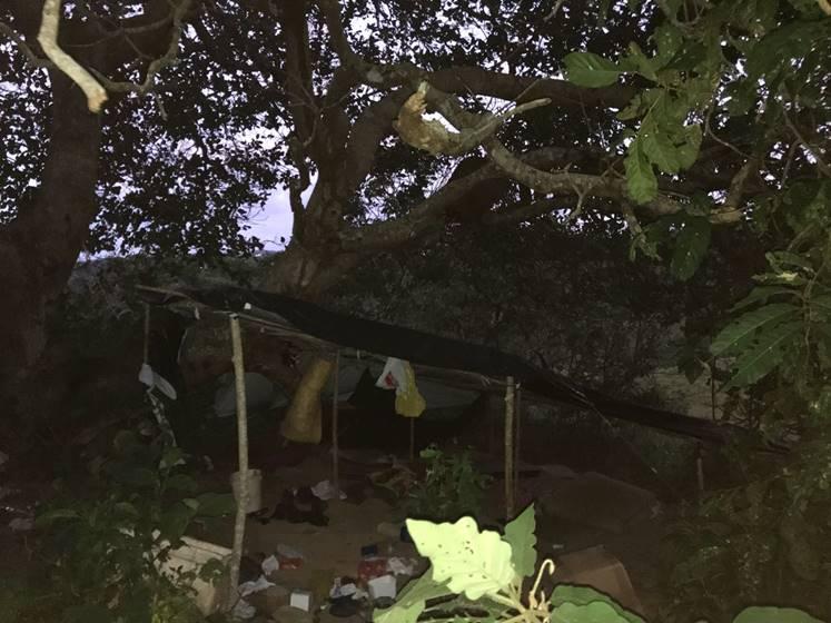Simões Filho Megaoperação desmonta acampamento de quadrilha no bairro Jardim Renatão 2