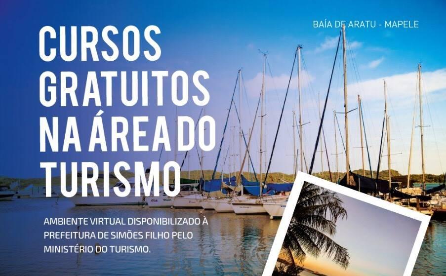 Prefeitura oferece cursos de capacitação para empreendedores em Simões Filho