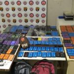 Homens dormem dentro de loja no Shopping Barra para levar 257 celulares