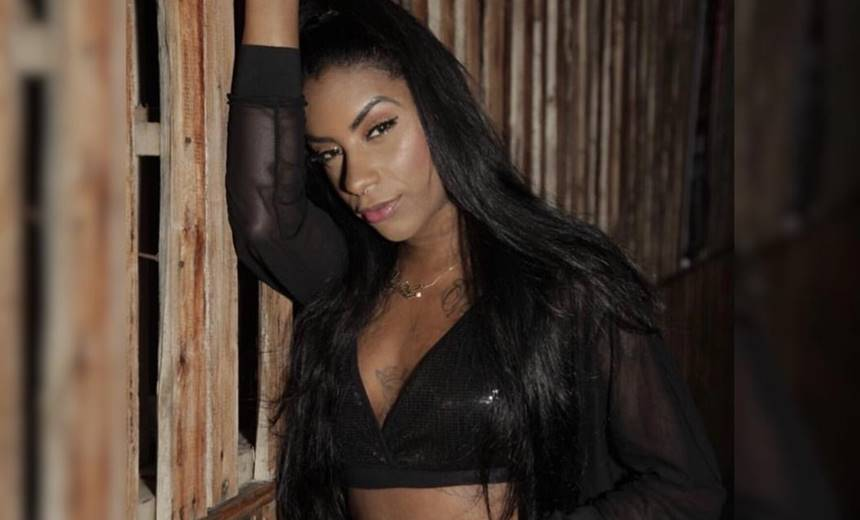Quem esfaqueou a dançarina da banda La Fúria, Negra Japa