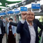 Na China, consórcio anuncia conclusão do projeto conceitual do VLT