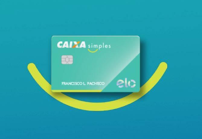 Cartão de Crédito CAIXA Simples é lançado para todos os aposentados; veja como contratar