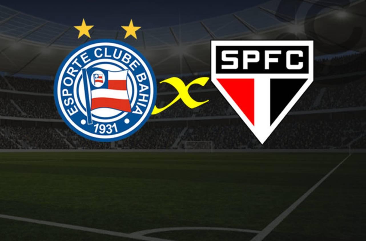 Copa do Brasil: Assista agora Bahia x São Paulo ao vivo online na internet