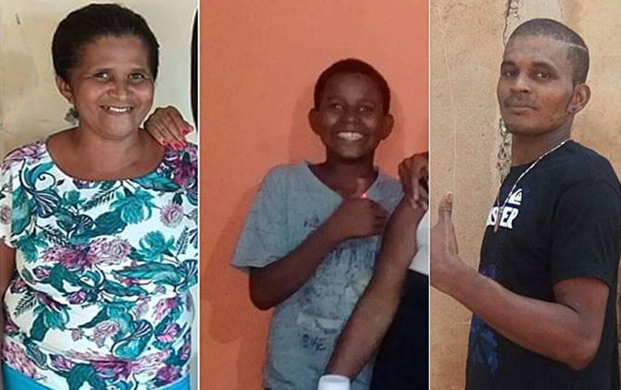 Mãe, filho e neto são internados após beber suco envenenado por vizinha em Simões Filho, diz família