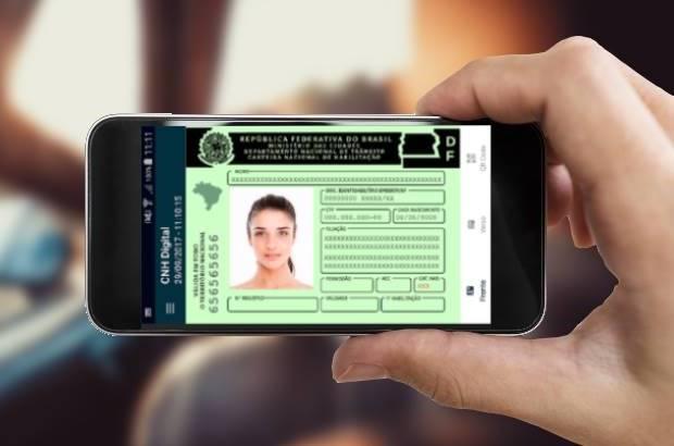 Saiba como conseguir a nova CNH Digital 2019 de graça sem sair de casa