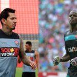 Vitória dispensa zagueiro Victor Ramos e afasta o goleiro Caíque