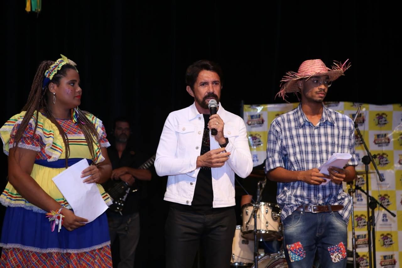 Santo Antônio de Jesus terá Simone e Simaria, Solange e Wesley Safadão no São João (Foto: Divulgação)