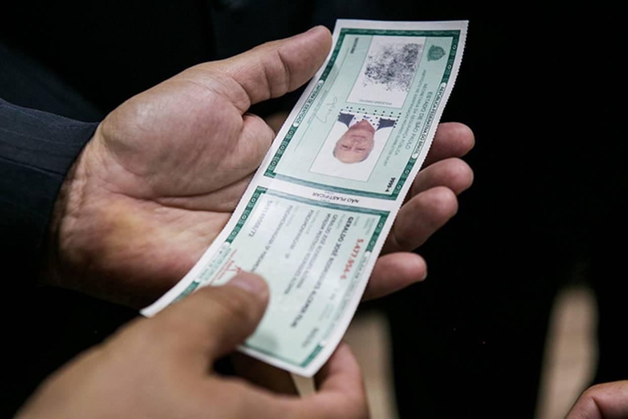 Idosos terão direito a gratuidade para tirar segunda via de documentos