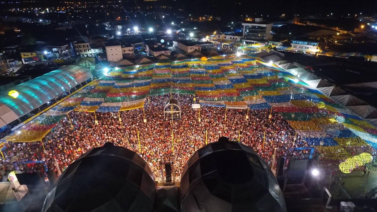 São João de Santo Antônio de Jesus terá Wesley Safadão, Elba Ramalho, Simone & Simaria e Solange Almeida