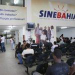 SineBahia abre novas de vagas de emprego nesta segunda-feira
