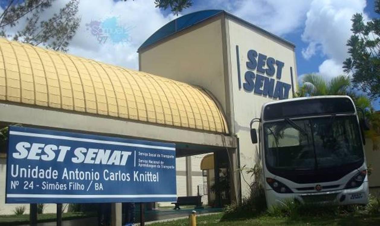 Sest Senat abre inscrições para cursos em Simões Filho