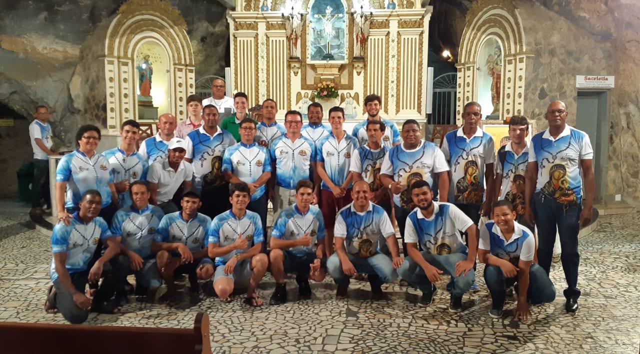 Ciclistas de Simões Filho e PTN fazem cicloviagem para Bom Jesus da Lapa