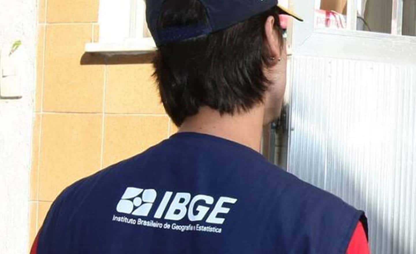 Trabalhador DO IBGE