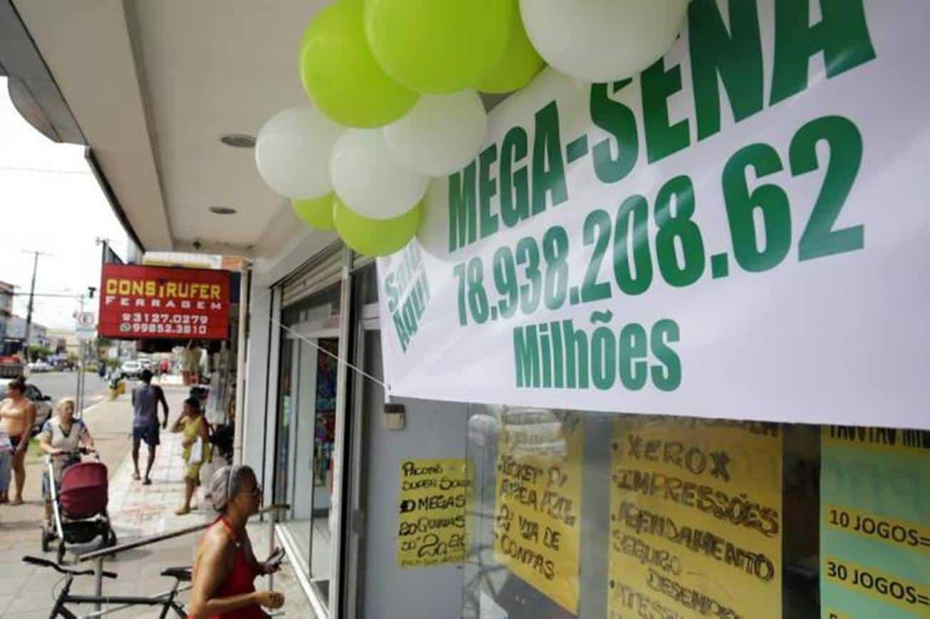 Teto para prêmios da Mega-Sena será fixado em R$ 105 milhões