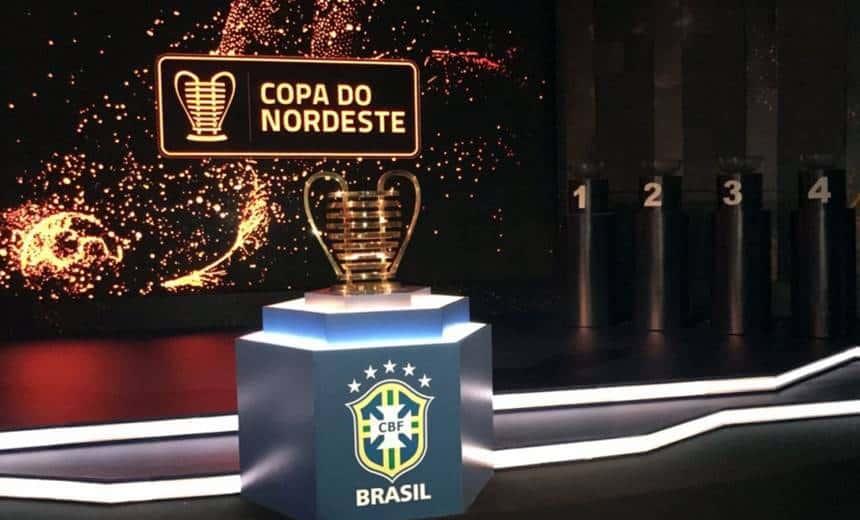 Copa do Nordeste é suspensa por tempo indeterminado por conta do coronavírus