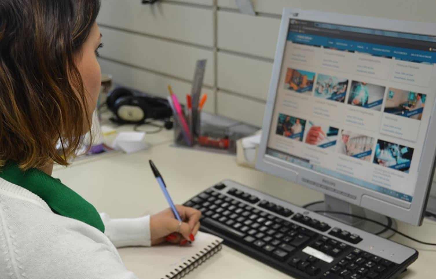 MEC abre 31 mil vagas em cursos técnicos a distância