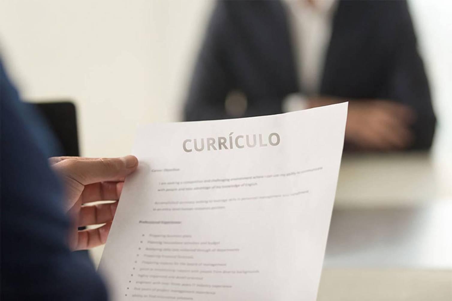 Erros que farão seu currículo ser eliminado em qualquer seleção de emprego
