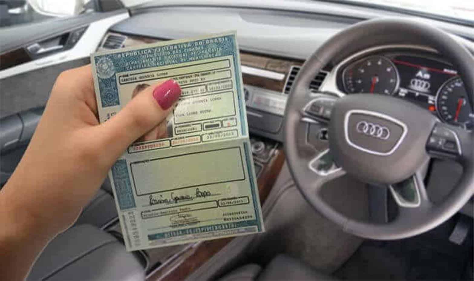 Multas que geram suspensão da CNH do motorista profissional
