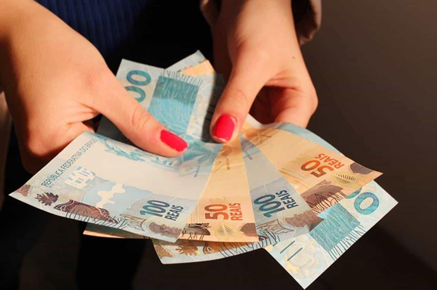Dinheiro Imposto de Renda