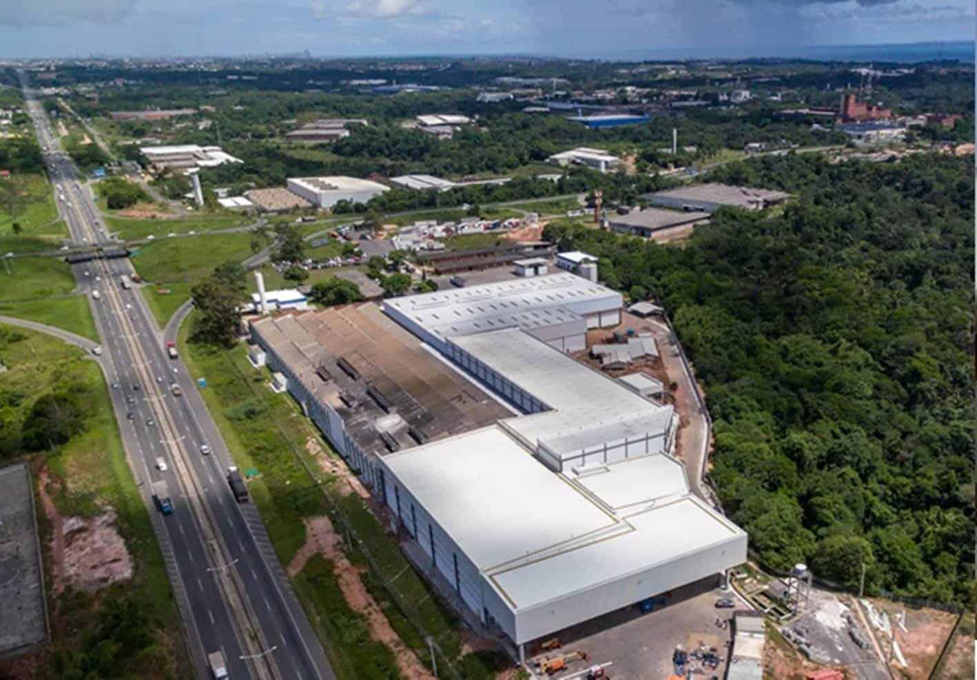 Novo complexo industrial e gera 110 novos empregos em Simões Filho