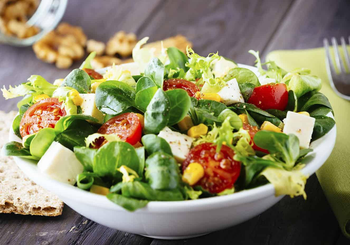 Super saudável: como preparar uma salada perfeita?