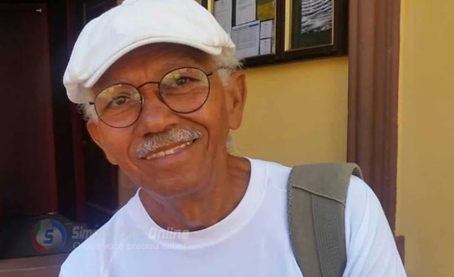 Luto em Simões Filho: Professor Edvaldo Conceição morre aos 67 anos