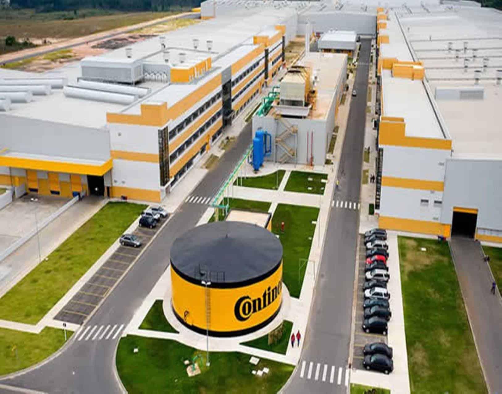 Trabalhe conosco da Fábrica da Continental Pneus recebe currículos