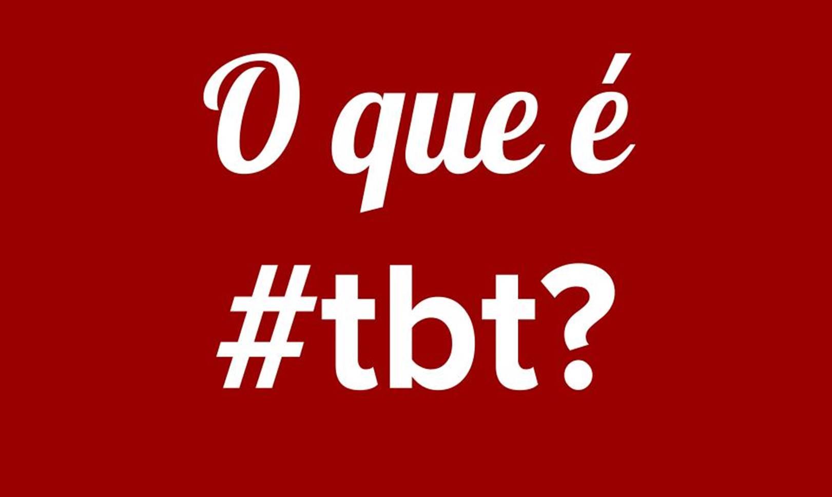 Realidade: o que de fato significa TBT nas redes sociais?