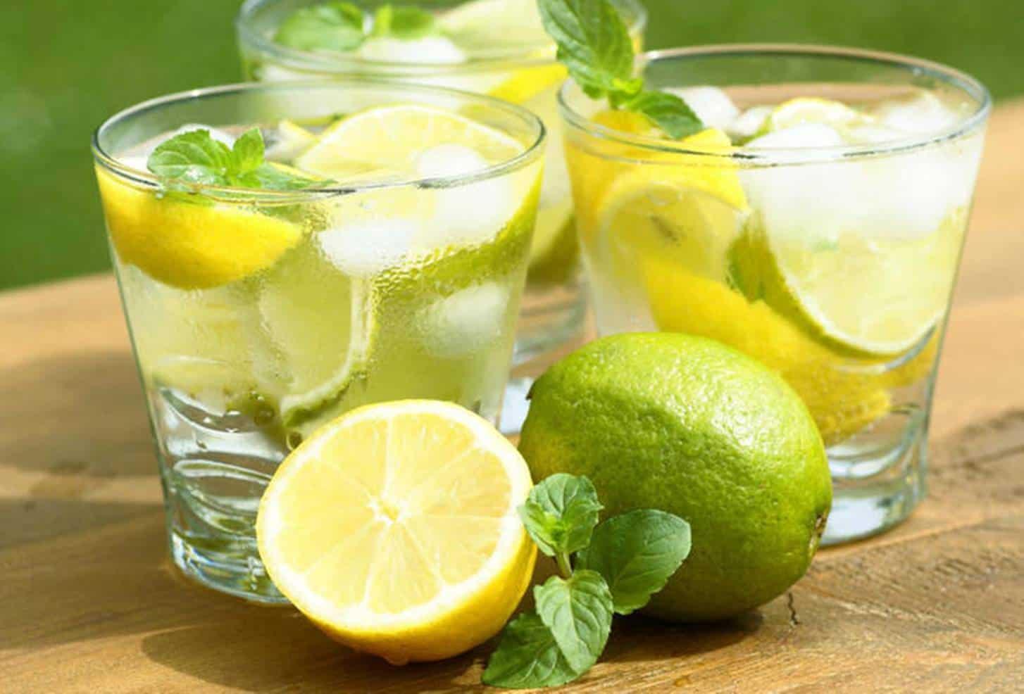 Os (principais) benefícios do limão ... ao acordar!