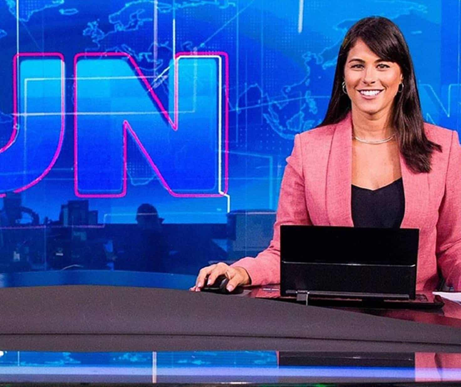 Jéssica Senra passa a apresentar 'Jornal Nacional' em 2020