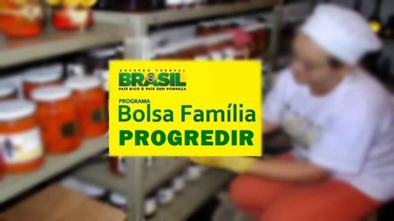 Progredir oferece vagas de emprego e cursos gratuitos para inscritos do Bolsa Família.