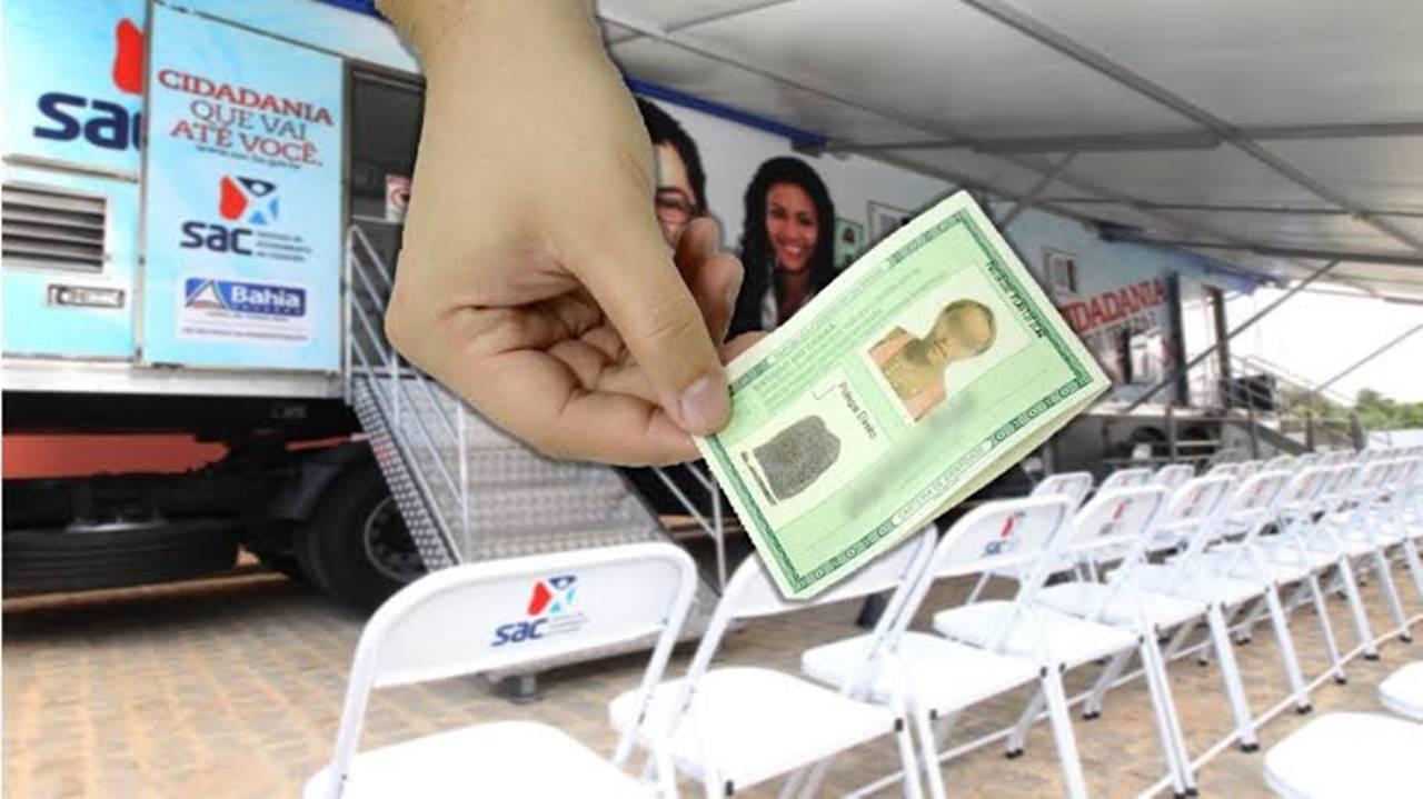 SAC Móvel oferece serviços gratuitos em Shopping de Salvador