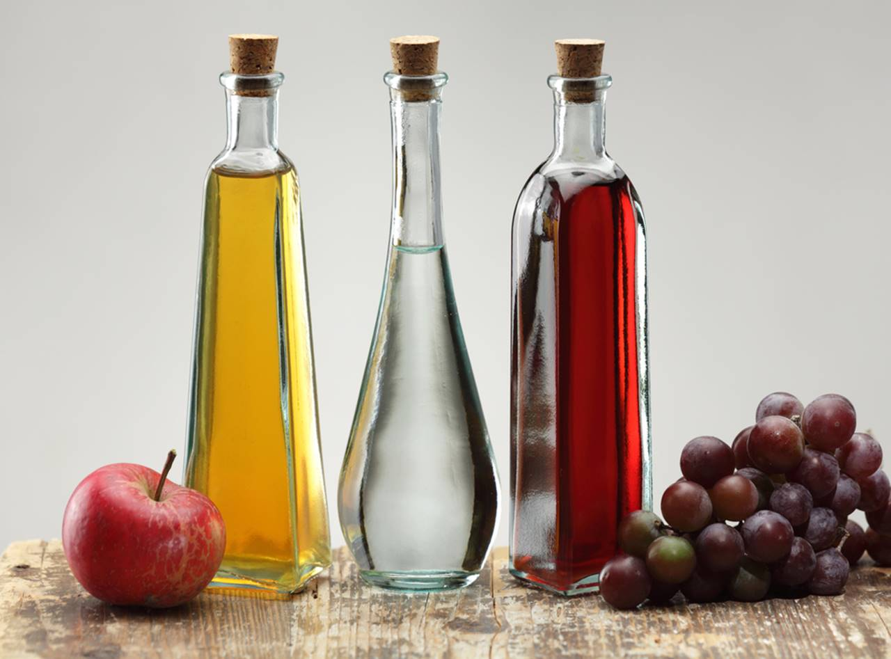 Tipos de vinagre, benefícios para a saúde e como utilizá-los