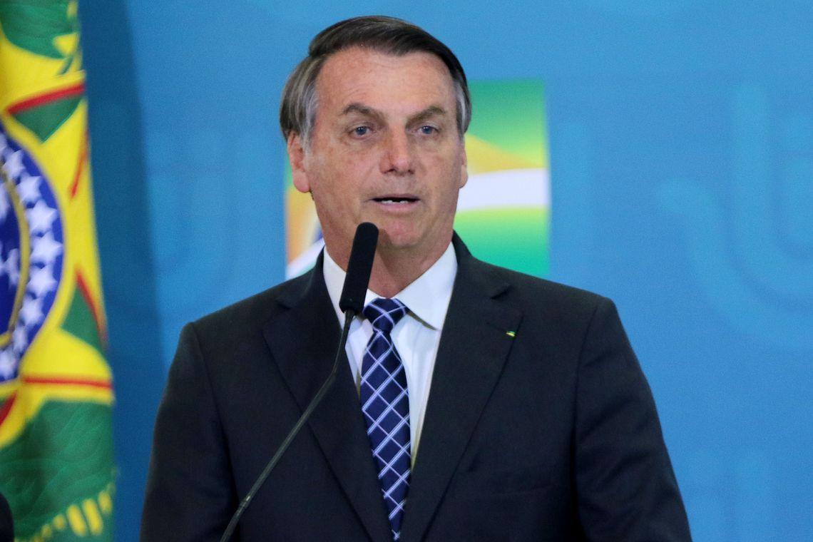 """Teste confirma que Bolsonaro está com coronavírus: """"Estou bem, estou normal"""""""